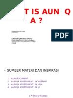 Asean Universirty Network Aun