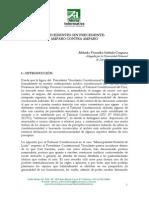 SALDAÑA CONGONA Miluska  Precedentes sin precedentes  Amparo contra amparo.pdf