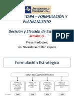 11,12,13. Decisión y Elección de Estrategias