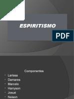 Slide Espiritismo Oficial