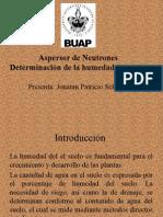 Aspersor de Neutrones