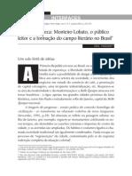 PASSIANI, E. Na Trilha Do Jeca - Monteiro Lobato, o Público Leitor...