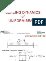 Bending Dynamics of beams