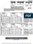 2012 Breeders Cup Classic Past Performances