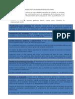 Colombia Es Uno de Los Países Con Capacidades Avanzadas de La GpRD