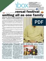 Motibhai Group Newsletter November 2015 Edition