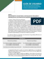 Guía Para Digitalización, Resguardo y Carga de Evidencias. Ems