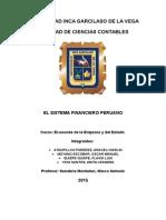 El Sistema Financiero Peruano Final