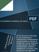 Foro DAVOS 2014