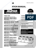 A03-012 (S-MMS Installation Manual)- air conditioning