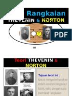 10. Teori Thevenin & Norton