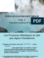 notre environnement naturel chp2 notes