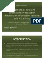 Graduate Thesis Presentation