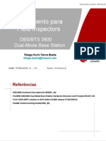 Treinamento DBS3900 Huawei
