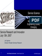 Ibm Service Research