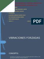 Diapsitivas de Vibraciones Forzadas Presentacion