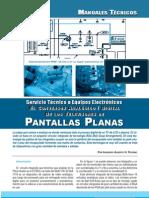 Fallas en Pantalla Plana