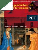 Kulturgeschichte Des Späten Mittelalters