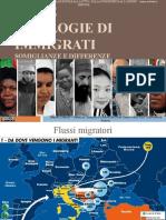 Varie Tipologie Di Immigrati_somiglianze e Differenze