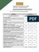 04 - Tabela de Honorários PSI