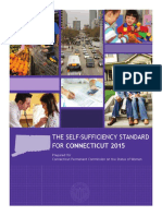 CT Self Sufficiency Standard 2015
