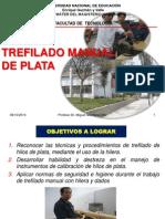 Trefilado Manual de Plata