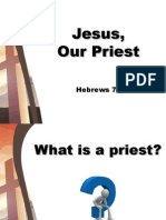 Jesus, Our Priest