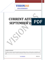 Vision Ias Current Affair September 2015