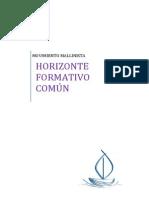 Horizonte Formativo Común