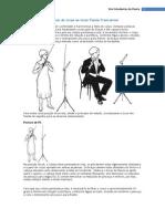 Posturas do corpo ao tocar Flauta Transversal