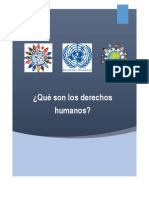 Qué Son Los Derechos Humanos