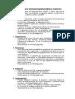 Requerimientos de Informacion-trabajo