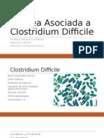 Diarrea asociada a Clostridium D.