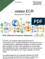 Procesos ECR