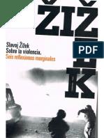 Slavoj Zizek Sobre La Violencia Seis Reflexiones Marginales PDF