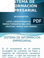 Sistema de Informacion EMPRESARIAL