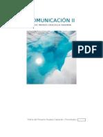La Comunicación II