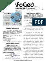 InfoGeo - Boletim Informativo da AGB-Rio