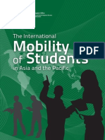 International Student Mobility Asia Pacific Education 2013 En