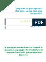 Cómo preparar un presupuesto maestro paso a.pdf