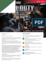 Call of Duty - Manual - NG