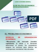 Modelos de Politica Economica