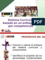 Sistema Curricular Basado en Competencias