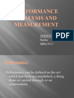 Performance Analysis and Measurement.ppt