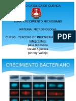 Trabajo Microbiologia-crecimiento Bacteriano
