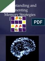understanding and implementing memory strategies