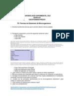 P9. Aislamiento de Microorganismos