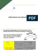 Halogenuros de Alquilo