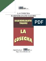 Rabindranath Tagore - La Cosecha