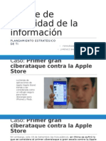 Fraude de Seguridad de La Información